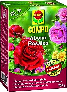 Compo Abono para Rosales, Apto Flor, Envase estanco,