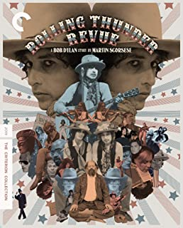 Rolling Thunder Revue: A Bob Dylan Story by Martin Scorsese (Criterion Collection) [Blu-ray]