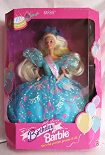 Barbie Birthday Doll - She's The Prettiest Present of All! (1993)