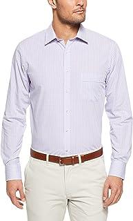 Van Heusen Men's Classic Relaxed Fit Shirt Lilac