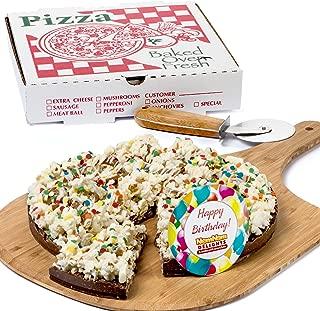 Gourmet Chocolate Gift Box Happy Birthday Gift Chocolate Lovers Popcorn Pizza Kosher Certified By NomNom Delights