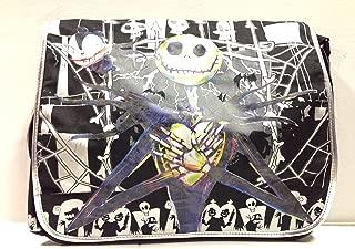 Disney Tim Burton's The Nightmare Before Christmas Large Messenger Bag-3223