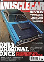 Muscle Car Review May 2016 Magazine RARE FIND: TORINO GT CONVERTIBLE