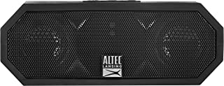 Altec Lansing IMW457-BLK Jacket H2O 2 Bluetooth Speaker, IP67 Waterproof, Shockproof And Snowproof Rated And It Floats Rat...