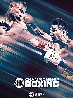Showtime Championship Boxing: Frampton vs. Santa Cruz II (R)