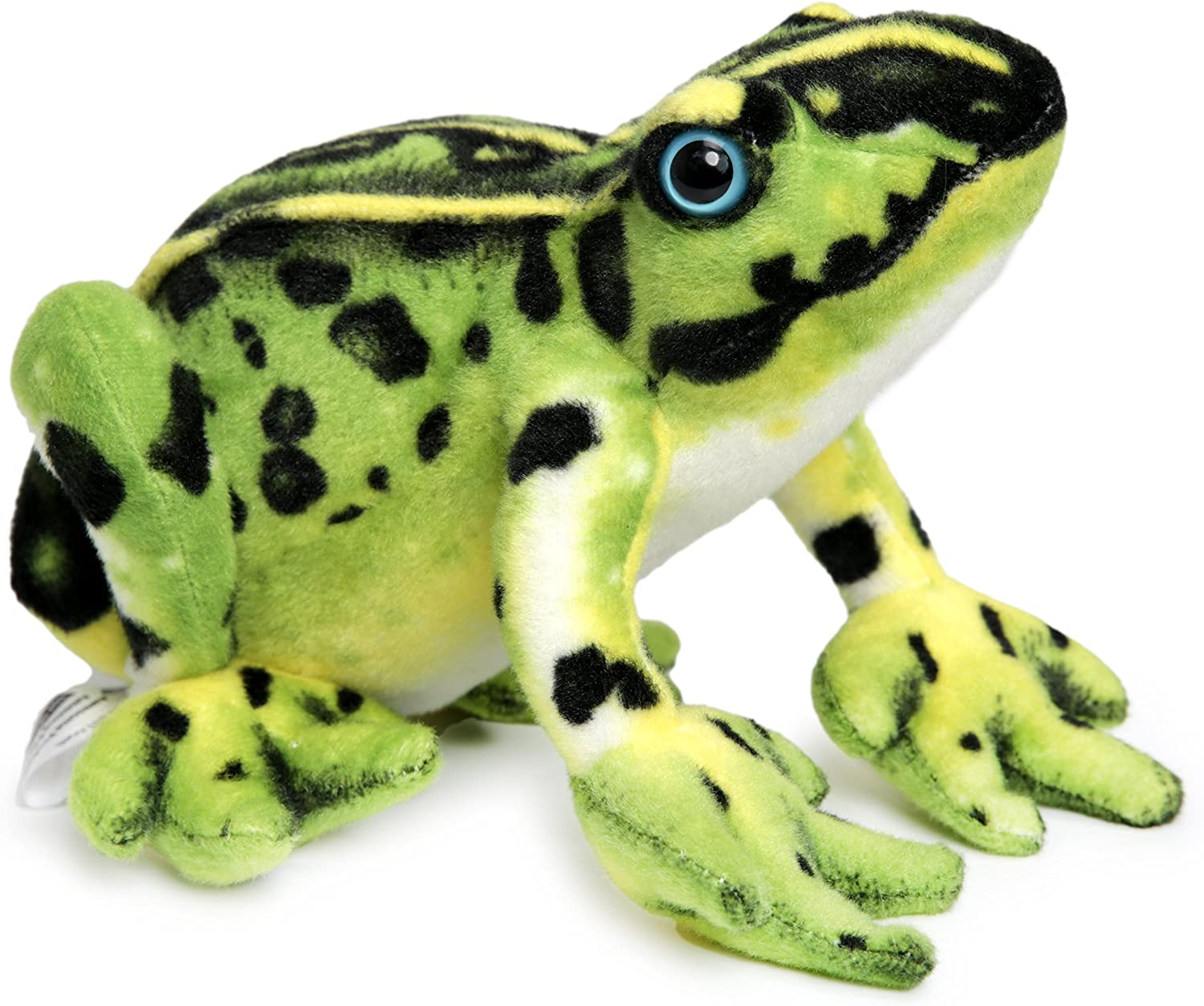 Fernando the Frog   10 Inch Realistic Looking Stuffed Animal Plush   By VIAHART by VIAHART