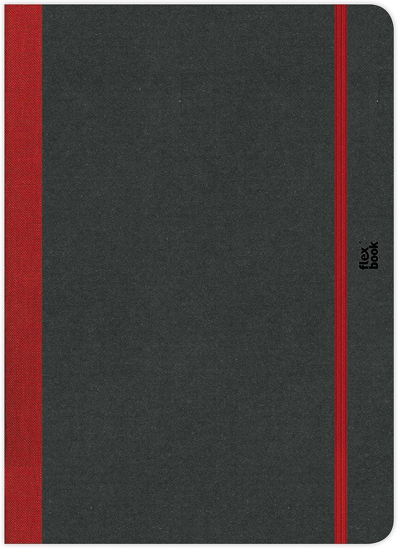 Flexbook Skizzenbuch 8,5 x 12.25-rot B012UMVFTU    Creative