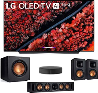 """LG OLED65C9P 65"""" 4K Ultra High Definiton Smart OLED TV with a Klipsch WISA Speaker System"""
