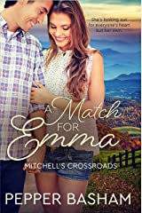 A Match for Emma (Mitchell's Crossroads Book 3) Kindle Edition