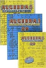 Teaching Textbooks Algebra 1 Complete Set 2.0