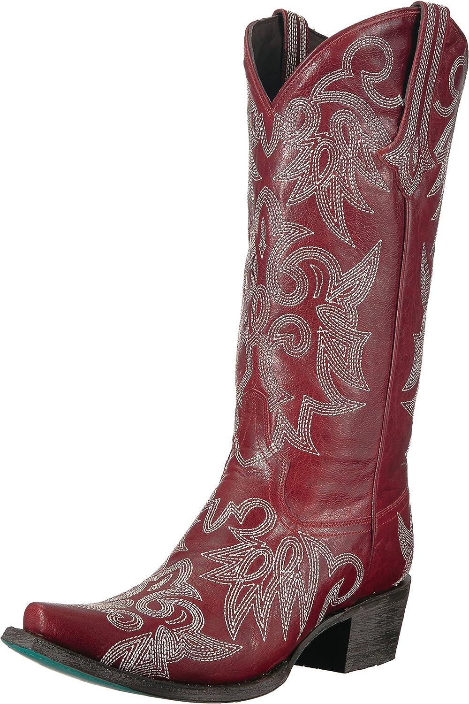Lane stövlar kvinnor Wild Ginger Western Boot Boot Boot  mode varumärken