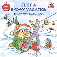 Just a Snowy Vacation (Pictureback(R))