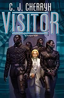 Visitor (Foreigner Book 17)