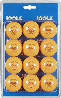 JOOLA 3-Star Ping Pong Training Balls (12 Count), Lightweight,Durable