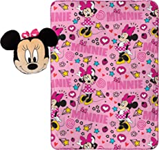 Jay Franco Disney Mouse Doodle Plush Pillow and 40