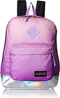 Super FX Backpack - Trendy School Pack With A Unique Textured Surface