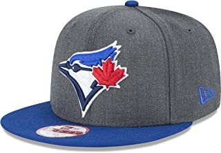 New Era MLB Heather Graphite 9FIFTY Snapback Cap