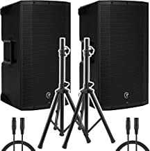 Best mackie 15 active speakers Reviews