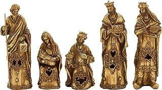 Plutus Brands Impressive Nativity (Set of 5)
