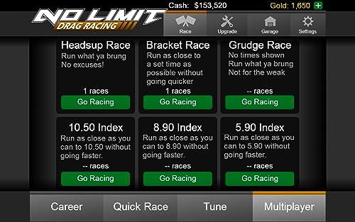 『No Limit Drag Racing』の7枚目の画像