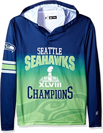 11-Inch by 14-Inch Encore Select 141-72 NFL Seattle Seahawks Deluxe Frame Super Bowl XLVIII Champions Print