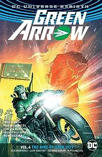 green arrow rebirth #4