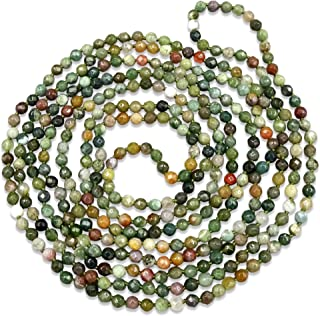 Best olive green bead necklace Reviews