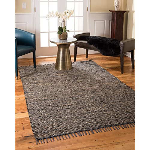 Leather Rugs: Amazon.com