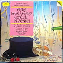 Gala New Year's Concert in Vienna [Vinyl LP]