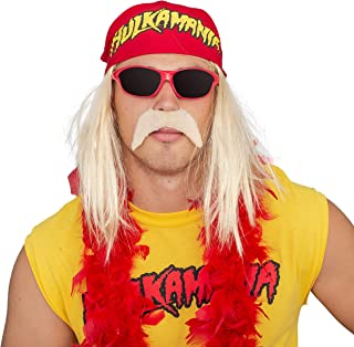 wwe hulk hogan costume