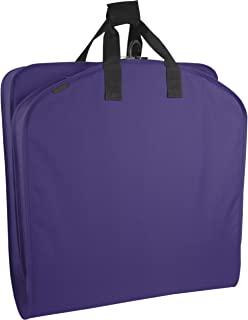 "Wally Bags 40"" Suit Length Garment Bag, Purple (Purple) - 756"