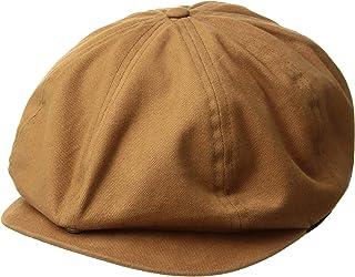 قبعة Brixton الرجالية Brood ADJ SNAP، نحاسي، O/S