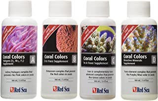Red Sea Aquarium Supplement
