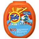 Tide Pods 3 in 1 Liquid Detergent Pacs