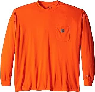 Men's Big & Tall High Visibility Force Color Enhanced Long Sleeve T-Shirt