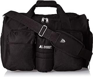 Gym Bag with Wet Pocket, Black