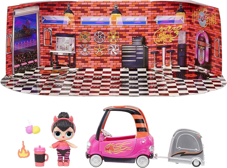 LOL Surprise Furniture B.B. Auto Fashion Shop Doll with and Spice price Su 10+