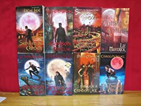 Crimson City Series Complete Set, Volumes 1-8 (Crimson City / A Taste of Crimson / Through a Crimson Veil / A Darker Crims...