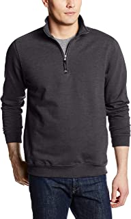 Men's Crosswind Quarter Zip Sweatshirt (Regular &...