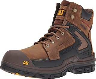 Caterpillar Men's Chassis Waterproof Nano Toe/Dark Beige...