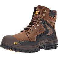 Men's Chassis Waterproof Nano Toe/Dark Beige Industrial and Construction Shoe