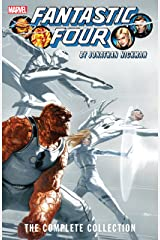 Fantastic Four by Jonathan Hickman: The Complete Collection Vol. 3 (Fantastic Four (1998-2012)) Kindle Edition