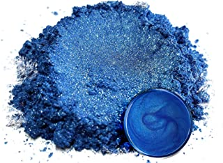 """Eye Candy Mica Powder Pigment """"Ocean Blue"""" (50g) Multipurpose DIY Arts and Crafts Additive 