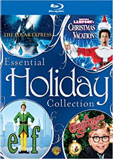 Essential Holiday Collection: (The Polar Express / National Lampoon's Christmas Vacation / Elf / A Christmas Story)