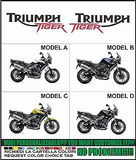 Pimastickerslab Adesivi Stickers Triumph Daytona 675R Moto Motorbike cod.0612
