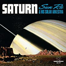 Saturn / Mystery Mr. Ra (GOLD VINYL)