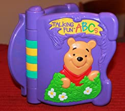 Winnie The Pooh Talking Fun Abc's Book Toy