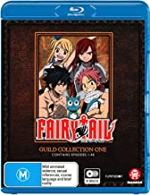 Fairy Tail Guild Collection 1 (Eps 1-48) (Blu-ray)