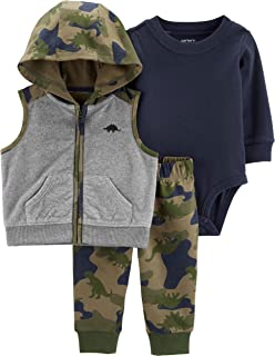 Carter's Baby Boys' Vest Sets 121g796
