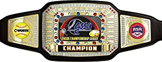 Custom Champion Award Belt